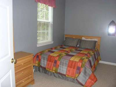 The Perfect Bedroom For Grandparents. Bedroom #1 Has 2 Queen Size Beds With  A